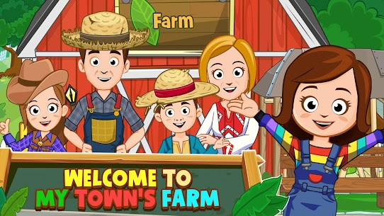 My Town: Farm Life Animals Game MOD APK [All Unlocked] 10