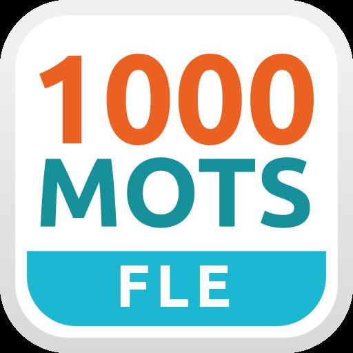 1000 Mots FLE / Apprendre à lire en Français Icon