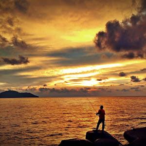 #Golden sunset.jpg