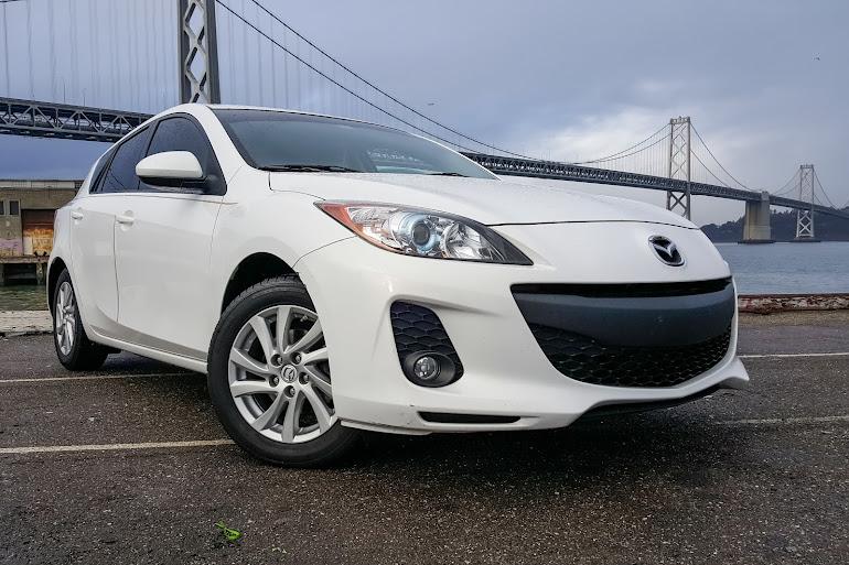 Rent A White Mazda In San Francisco Getaround - Mazda service san francisco