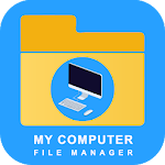 Computer Desktop Style File Manager 1.0 (Pro)
