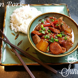 Asian Pork Stew Recipe