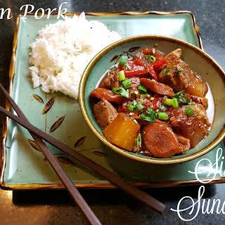 Asian Pork Stew Recipes.