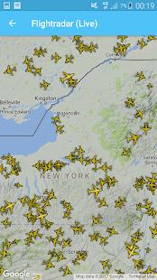 Flightradar: Live Flight Tracker - náhled