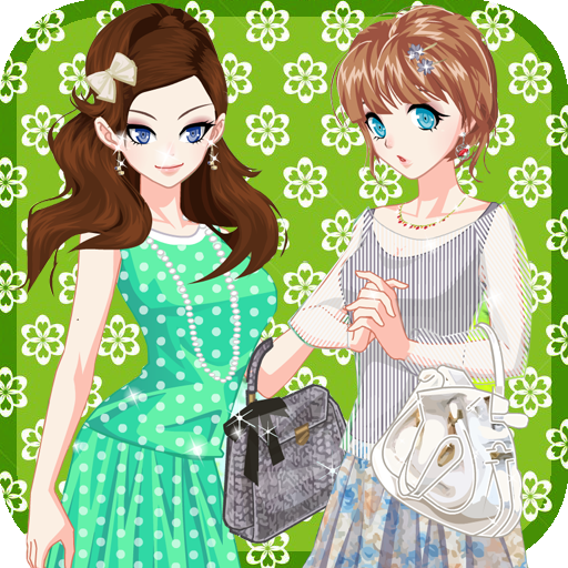 Pretty Girls Dress Up Games (game)
