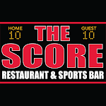 Logo for The Score Restaurant and Sports Bar