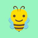 WAStickerApp Cute Bee Stickers for WhatsApp icon