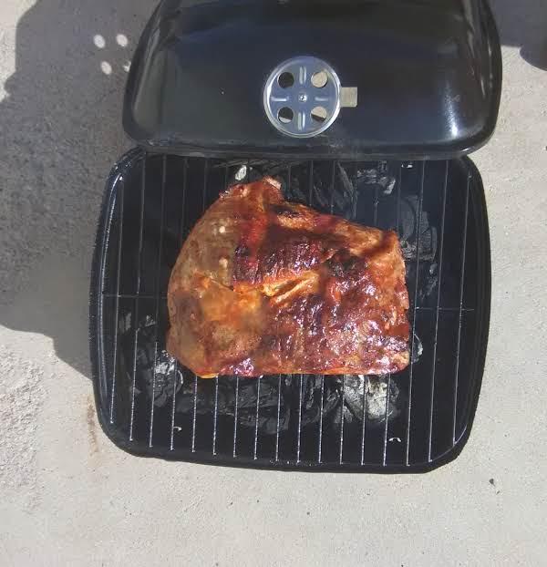 Blackening Mesquite Bbq Sauce On Pork Ribs