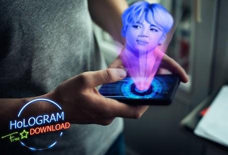 Hologram Bts simulator joke - náhled