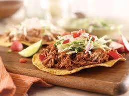 Chipotle Shredded Pork