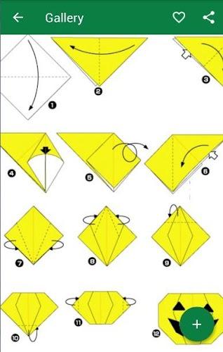 500 Koleksi Lukisan Pemandangan Dari Origami Gratis Terbaru