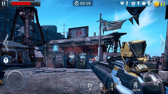Commando Fire Go- Armed FPS Sniper Shooting Game 7