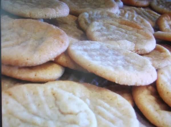 No Flour Weight Watchers Peanut Butter Cookies Recipe Just A Pinch