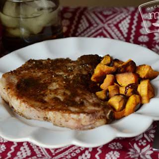 Instant Pot Honey Pork Chops