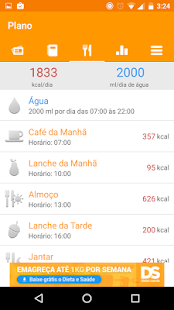 Tecnonutri - Dieta e Fitness- screenshot thumbnail