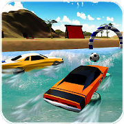 Game Water Surfer Car Driver 3d APK for Windows Phone