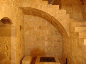 Photo: The castle inside