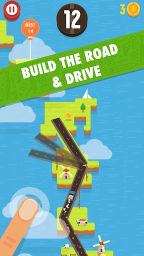 Hardway Endless Road Builder