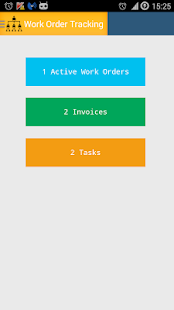 Work Order Tracking- screenshot thumbnail