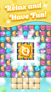 Fruit Candy Blast Match 3 Game: Sweet Cookie Mania- screenshot thumbnail