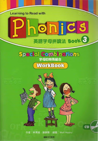 PDF+CD] Learning to Read with Phonics 3 Special Combinations
