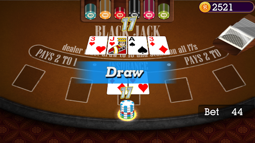 Casino Blackjack 1.1.2 screenshots 4