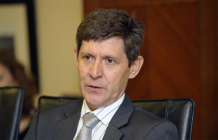Hyprop Investments CEO Pieter Prinsloo. Picture: RUSSELL ROBERTS