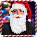 Santa Claus Photo Editor - New photo frame maker icon