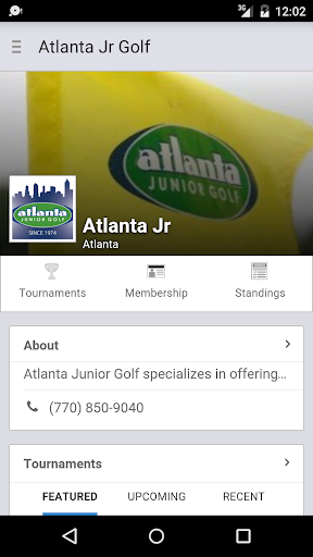 Atlanta Junior Golf