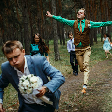 Wedding photographer Aleksandr Svetlovskiy (the74k). Photo of 15.04.2016