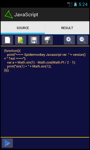 JavaScript 1.2.0 screenshots 7