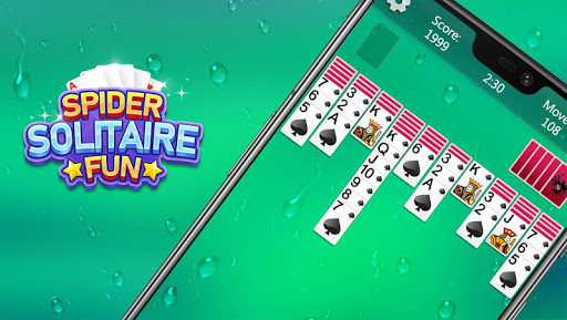 Spider Solitaire Fun 1.0.14 screenshots 7