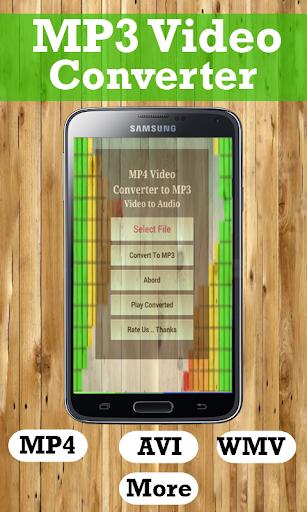 MP3 Video Converter Audio Tube