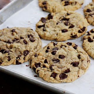 Perfectly Grown-up Chocolate Chip Cookies