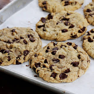 Perfectly Grown-up Chocolate Chip Cookies.
