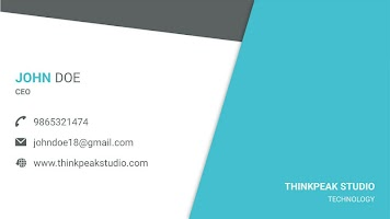 Business card creator apk 210 download free business apk download business card creator apk business card creator apk reheart Choice Image