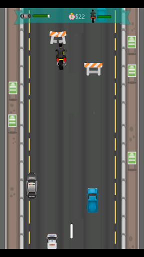 Heavy Traffic Racer Police Chase  screenshots 1