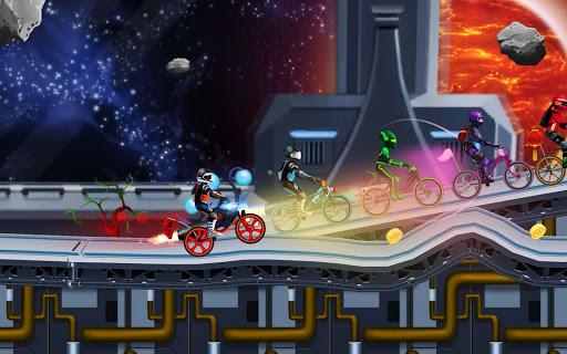 High Speed Extreme  Bike Race Game: Space Heroes 3.39 screenshots 3