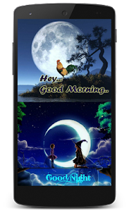 GoodMorning GoodNight Wishes - náhled