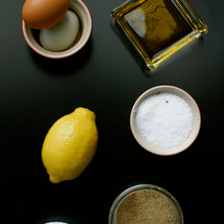 Making Mayonnaise Recipe
