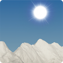 Mountain View Weather LWP icon