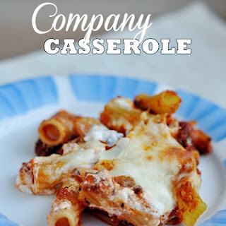 Pasta Casserole With Cottage Cheese Recipes