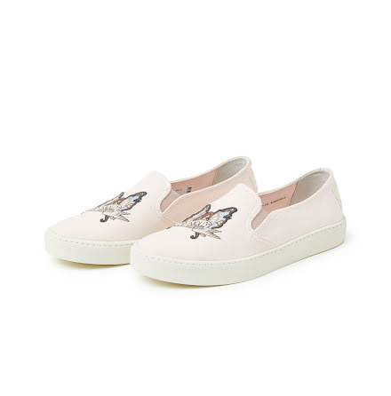 Speed Up Slip-In Sneakers Rose - Odd Molly