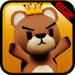Push Push Bear Icon