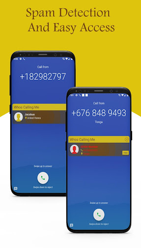 Who's Calling Me - Caller ID 1.0.2-RC7 Screenshots 1