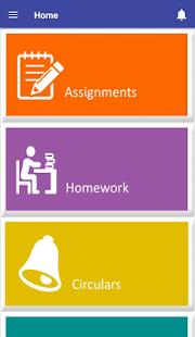 ARKIS Parent App - náhled