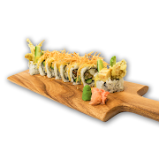115. Spider Sushi Roll