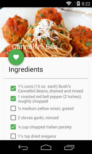 Healthy Recipes Free screenshot