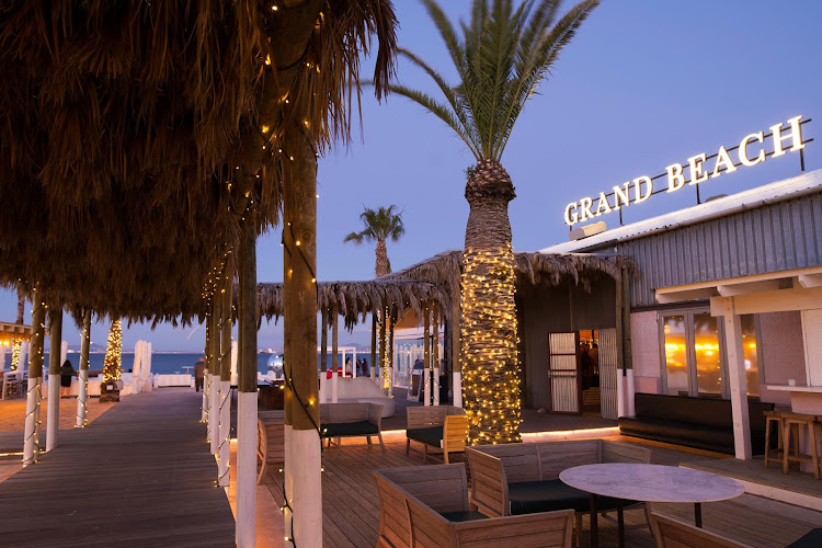 Grand Africa Beach.