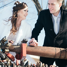 Wedding photographer Aleksandra Ponomarenko (Vnebesolnce). Photo of 01.03.2016